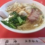 34956552 - 雲呑麺(670円)