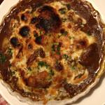 ばりお食堂 - 石窯チーズカレー
