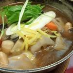 34958221 - けんちん鍋(季節限定)