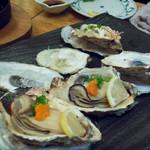 居酒屋がんこ - 焼き牡蠣