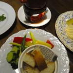 34959655 - チーズフォンデュ(周年祭メニュー)