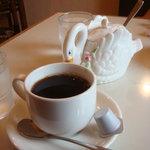 ぼんじゅーる - コーヒー・ハンドドリップで入れてくれます。
