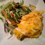 焼肉 ロッヂ - 料理写真:カボチャとチーズのスイートサラダ