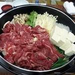鮨の安さん - すき焼き