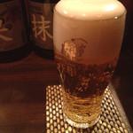 シーガル - 生ビール(ハーフ)