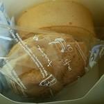 パティスリー アグレアーブル - 料理写真:シュークリームとベベ