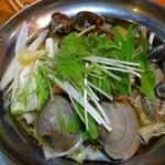 味一番 - 蛤鍋
