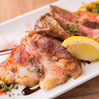 銀座で味わえる本場スペインの料理