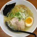 麺's 菜ヶ蔵 - 塩ラーメンのアップ