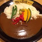 カレーは高橋 - 野菜カレーライス ¥850