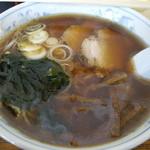 共楽 - ラーメン600円