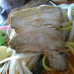 3497435 - バター野菜みそラーメン