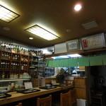 兼六寿司 - 奥にお部屋があります。