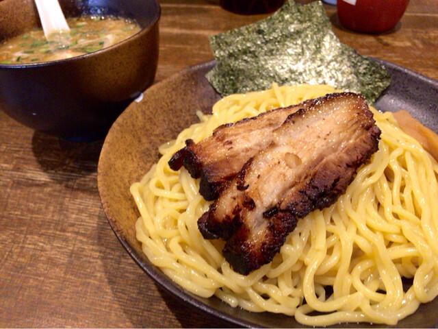 一 - 特製塩つけ麺(1,000円)
