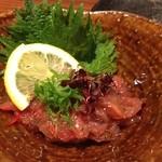 34973545 - 梅肉クラゲ