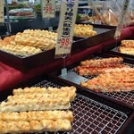 角上魚類 ふじみ野店 - 天ぷら(薩摩揚げ)類