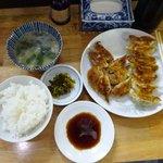 34974531 - 餃子定食