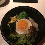 南屋韓国食堂 - 石焼ビビンバ