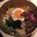 南屋韓国食堂 - ビビンバ
