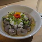 ミシマ - ナマコと山芋の酢物