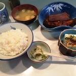 34975844 - 煮魚定食850円