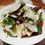 森川 - 野菜サラダ。