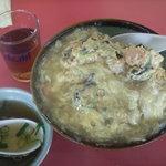 明洋軒 - 2010/3/22(日)天津飯です。