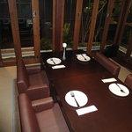 SHUTTERS - 3階の個室(6人席)
