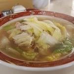 中華麺処 あずま屋 - 料理写真:あずま屋ラーメン600円 ご主人の丁寧さが出てます