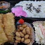 大文字 - 料理写真:日替わり550円