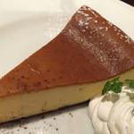 カフェザランチ - ニューヨークチーズケーキ