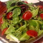 ブラッセリーバク - 気まぐれグリーンサラダ