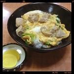 あさひ - 親子丼700円