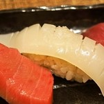 幸ちゃん寿司 - 烏賊