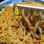 六三六 - 麺アップ(つけ麺)