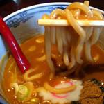 六三六 - 麺持ち上げ(つけ麺)