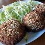 エジプシャンレストラン&カフェ スフィンクス - ファラフェル