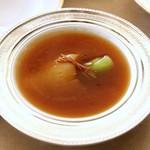 中国料理 皇苑 - ふかひれの姿煮1