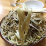 前田食堂 - 牛肉そば700円