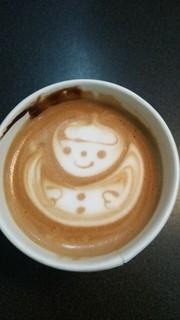 サニー コーヒー - 雪の日
