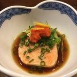 錦寿司 - あん肝