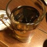 錦寿司 - ひれ酒