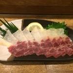 錦寿司 - くじらベーコン
