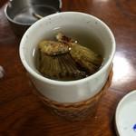 川よし - ヒレ酒