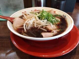 新福菜館 麻布十番店 - ラーメン(並)700円