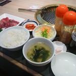 34999963 - ランチ/焼肉徳寿セット 1250円(税抜)