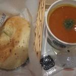 スープ・ストック・トーキョー - べーグル&べーグルのべーグルと一緒に