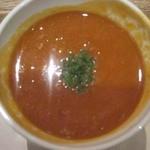 スープ・ストック・トーキョー - オマール海老とわたり蟹のスープ