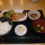35000773 - 豚ロース西京焼定食700円
