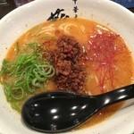 中華そば 葵 - 期間限定担々麺